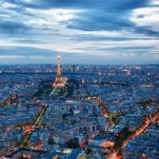 tour france paris for the holidays