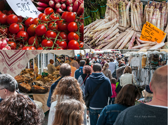 Market Day Tour France Provence