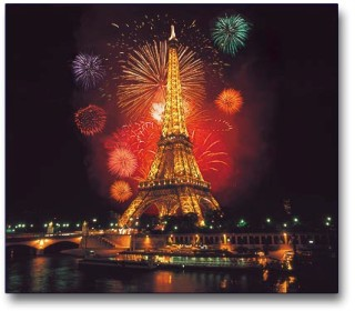 Taken by TourEiffel Fireworks