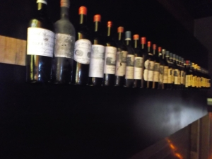 Bordeaux's wine collection is no laughing matter!