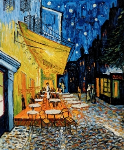"""""""The Evening Cafe"""" looks the same today!"""