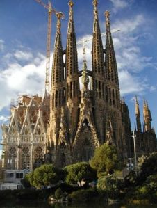 The Sagrada Familia is a masterpiece 125 years in the making.