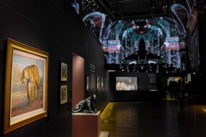 The exhibit is the most expensive of its kind. It's simply a must-see!