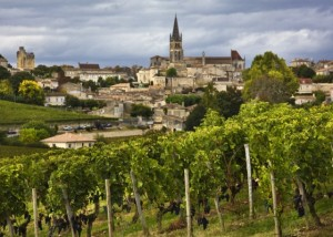 Bordeaux is as passionate about its wine as Burgundy!