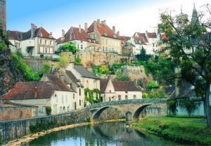 Burgundy calls to anyone looking for quiet, history-laden Medieval villages and incredible wines.